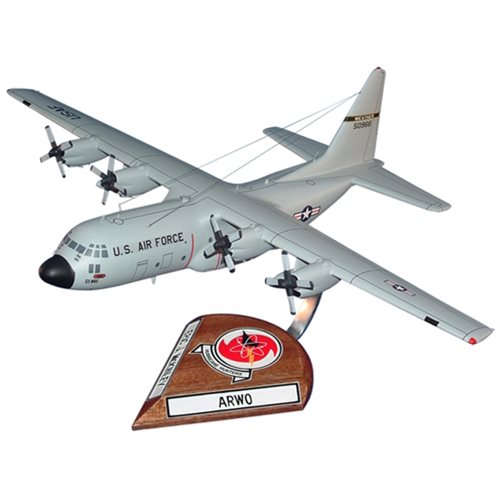 WC-130 Weatherbird Special Mission Aircraft Models