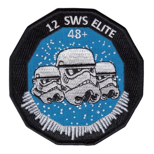Thule AB U.S. Air Force Custom Patches