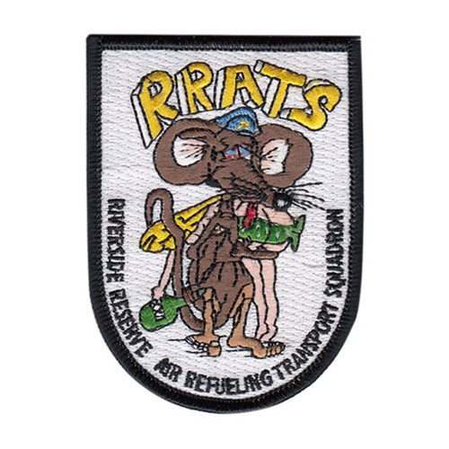 RRATS March ARB U.S. Air Force Custom Patches