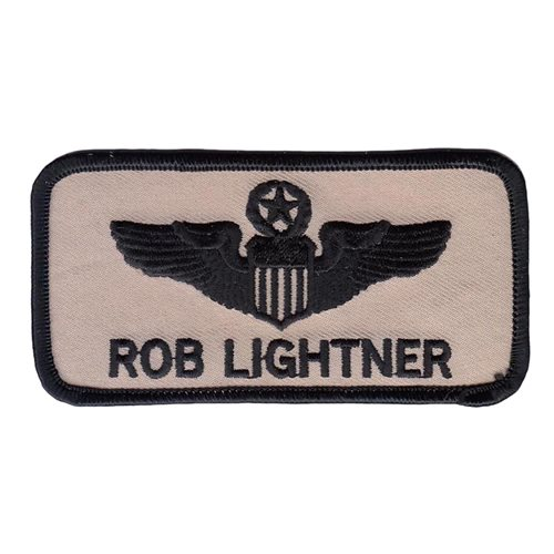 The Rockhill Group Civilian Custom Patches
