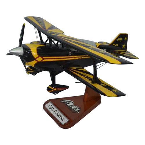 Pitts Civilian Aircraft Models