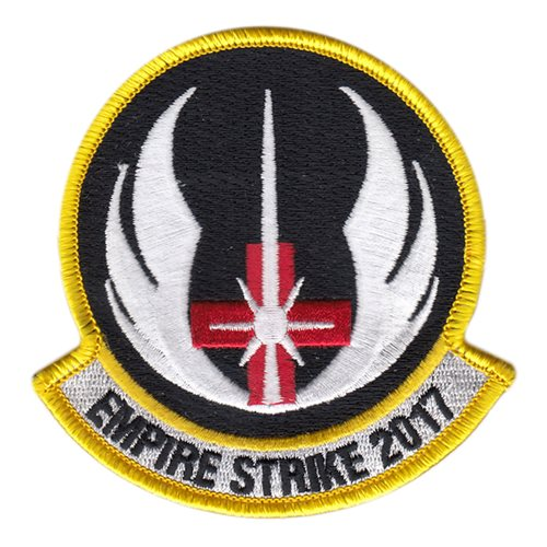 139 AES ANG New York Air National Guard U.S. Air Force Custom Patches