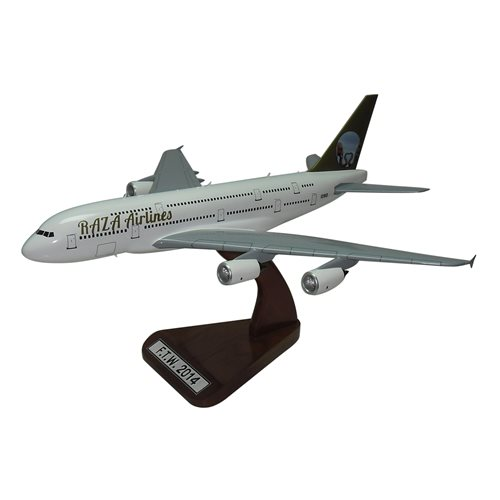 Raza Airlines Commercial Aviation Aircraft Models