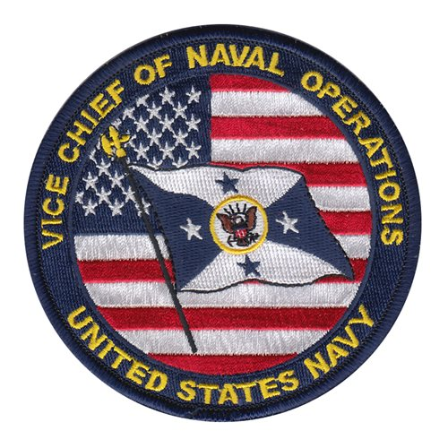 VCNO U.S. Navy Custom Patches