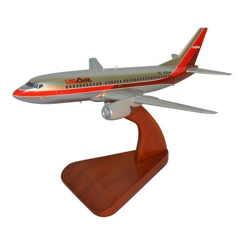 US Airways Commercial Aviation Aircraft Models