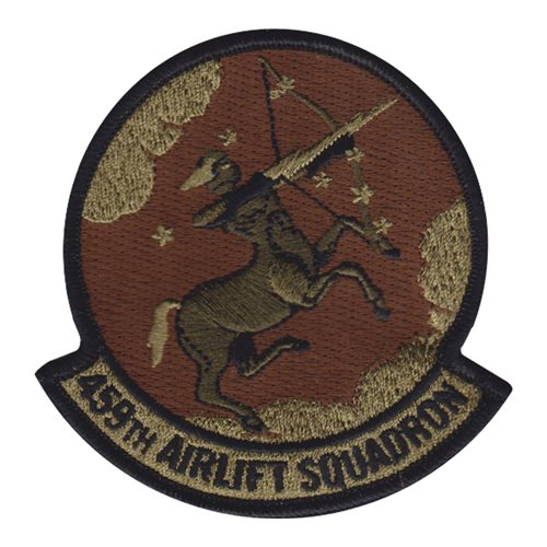 459 AS Yokota AB U.S. Air Force Custom Patches