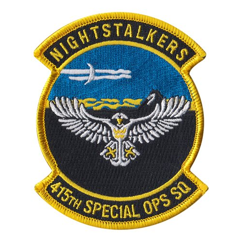 415 SOS Kirtland AFB U.S. Air Force Custom Patches