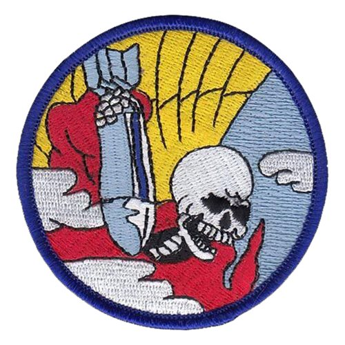 816 BS International Custom Patches