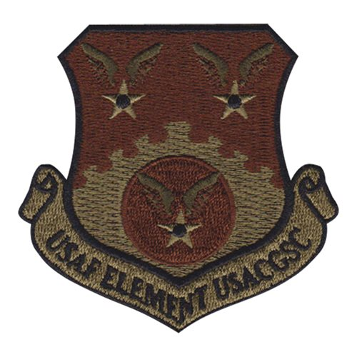 AFELM U.S. Army Custom Patches