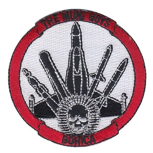MALS-31 MCAS Beaufort USMC Custom Patches
