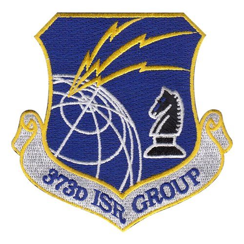 373 ISRG JBER U.S. Air Force Custom Patches