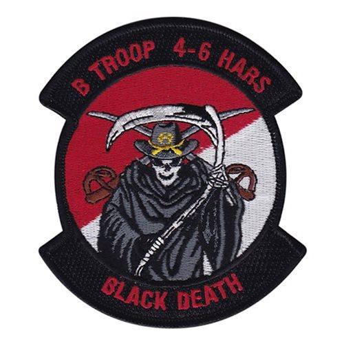 B Troop 4 6 Hars Bravo Troop 4th Squadron 6th Heavy