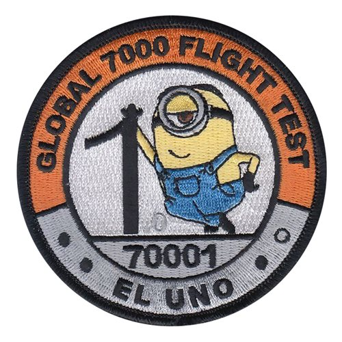 Bombardier Aerospace Civilian Custom Patches