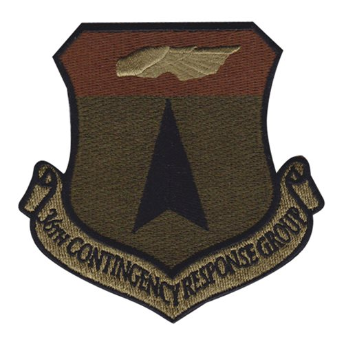 36 CRG Andersen AFB, Guam U.S. Air Force Custom Patches