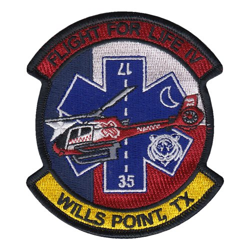 HEMS Civilian Custom Patches