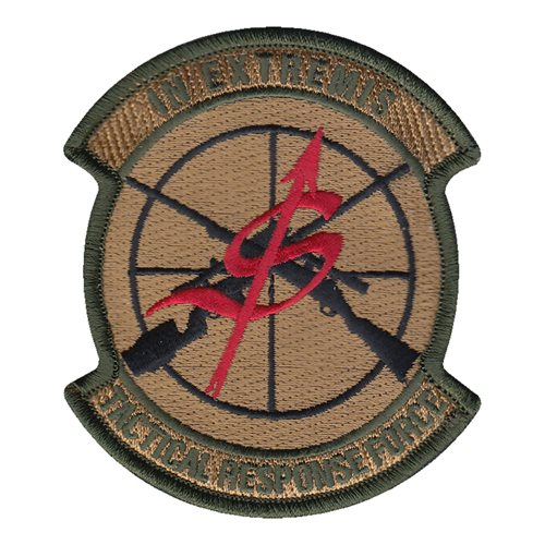 341 SSPTS Malmstrom AFB, MT U.S. Air Force Custom Patches