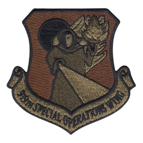 Duke Field U.S. Air Force Custom Patches