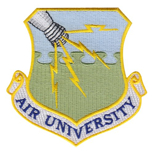 Maxwell AFB U.S. Air Force Custom Patches