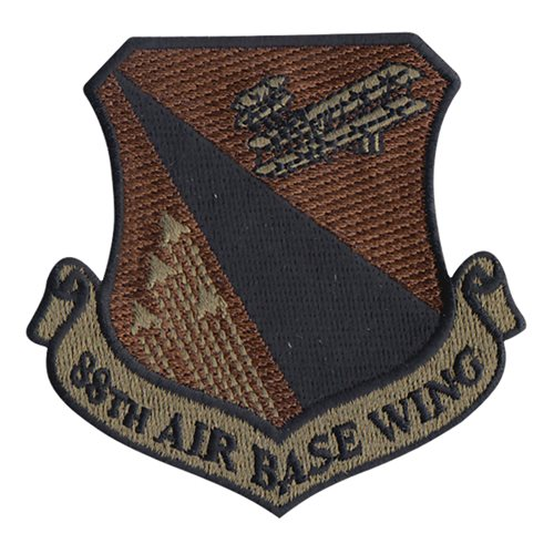 Wright-Patterson AFB U.S. Air Force Custom Patches