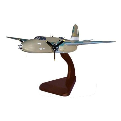 A-20 Havoc Attack Aircraft Models