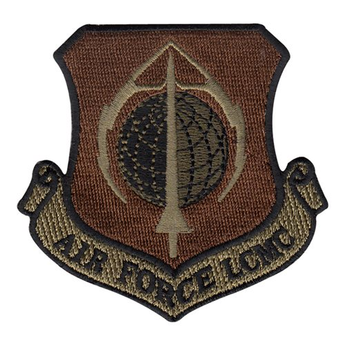 AFLCMC Wright-Patterson AFB U.S. Air Force Custom Patches
