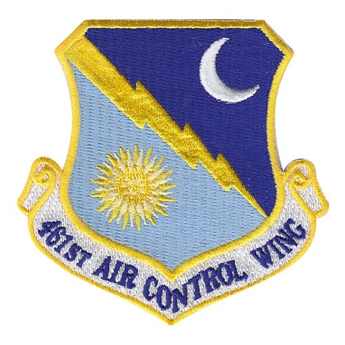 Robins AFB, GA U.S. Air Force Custom Patches