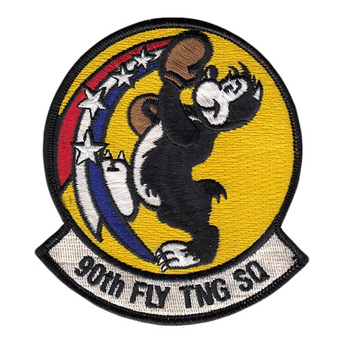 90 FTS Sheppard AFB U.S. Air Force Custom Patches