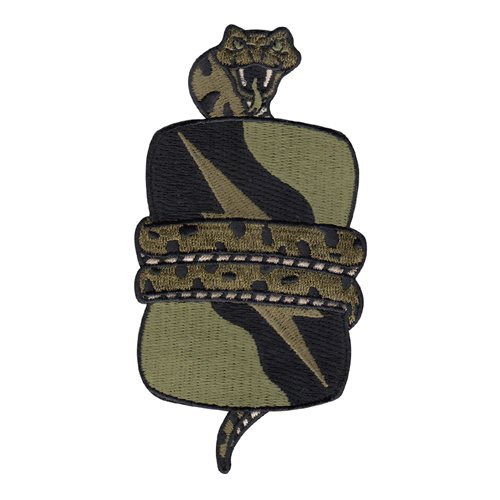 2-198 Armor U.S. Army Custom Patches