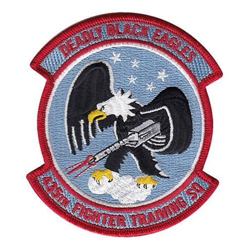 435 FTS Randolph AFB U.S. Air Force Custom Patches