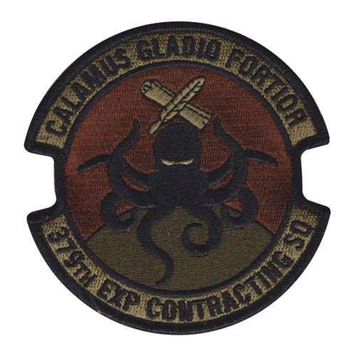 379 ECONS International Custom Patches