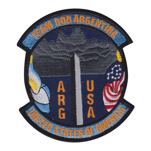 USDAO Department of Defense Custom Patches