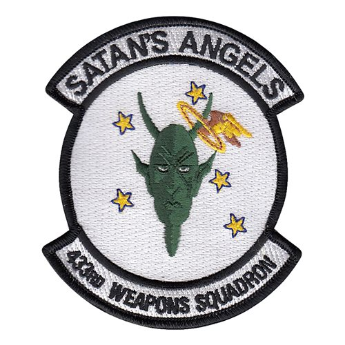 433 WPS Nellis AFB U.S. Air Force Custom Patches