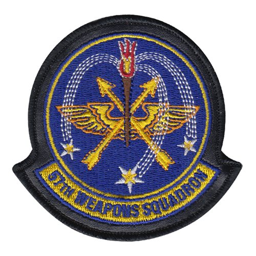 57 WPS McGuire AFB, NJ U.S. Air Force Custom Patches