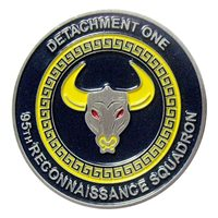 Offut AFB Challenge Coins