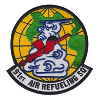 91 ARS Patches