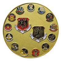 Creech AFB Challenge Coins