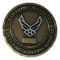 Hickam AFB Challenge Coins