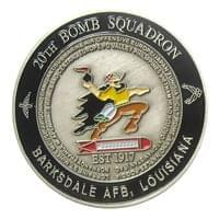 Barksdale AFB Patches