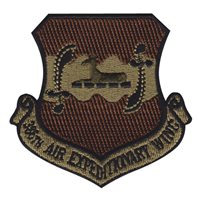386 AEW Patches