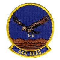 444 AEAS Patches