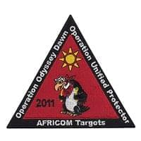 United States Africa Command (USAFRICOM) Custom Patches