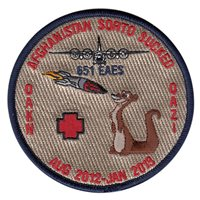 651 EAES Patches