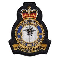 No. 13 Squadron RAF Royal Air Force International Custom Patches