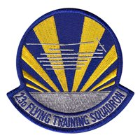 23d Flying Training Squadron Custom Patches