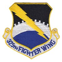 Tyndall AFB Custom Patches