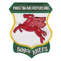 509 AREFS Custom Patches