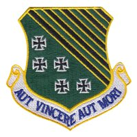 Langley Air Force Base Custom Patches