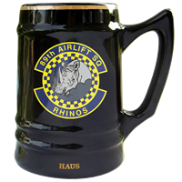 Wright-Petterson AFB, OH Custom Squadron Mugs