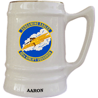 Dyess AFB, TX Custom Squadron Mugs