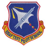 USAF Test Pilot School Graduate Patch Patches